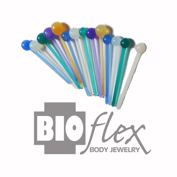 Bioflex straight bars UV colors